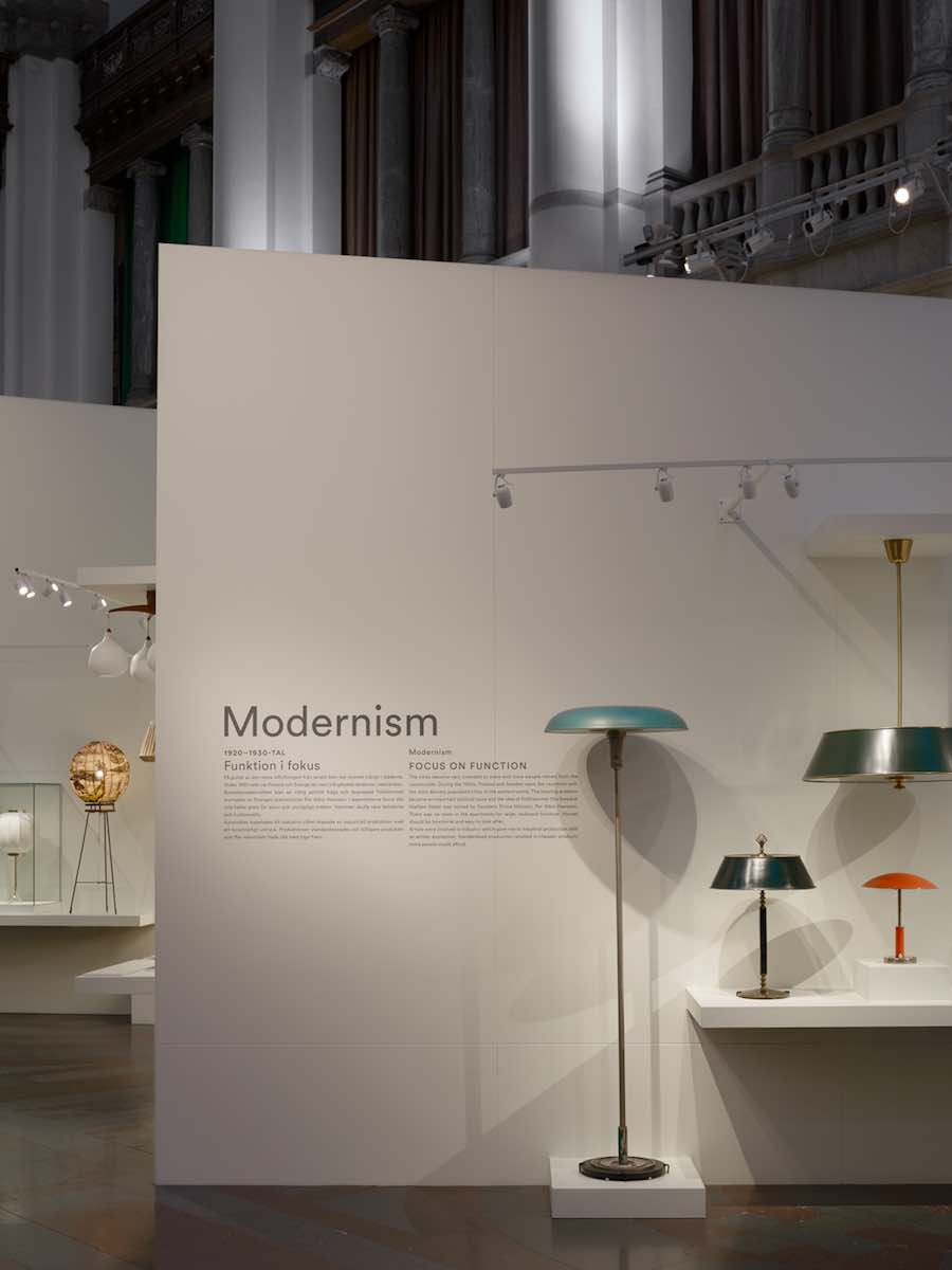 aurora borealis scandinavian lamps at nordic light exhibition. Black Bedroom Furniture Sets. Home Design Ideas