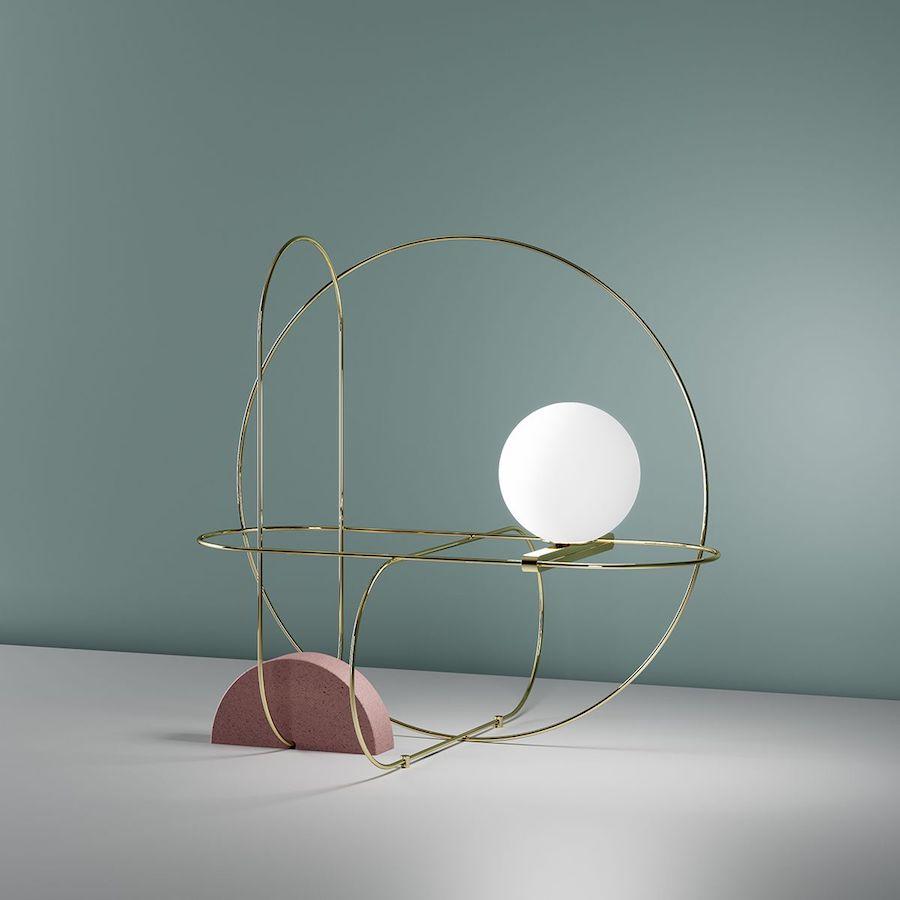 Italian Lighting Design At Euroluce 2017 Explores New