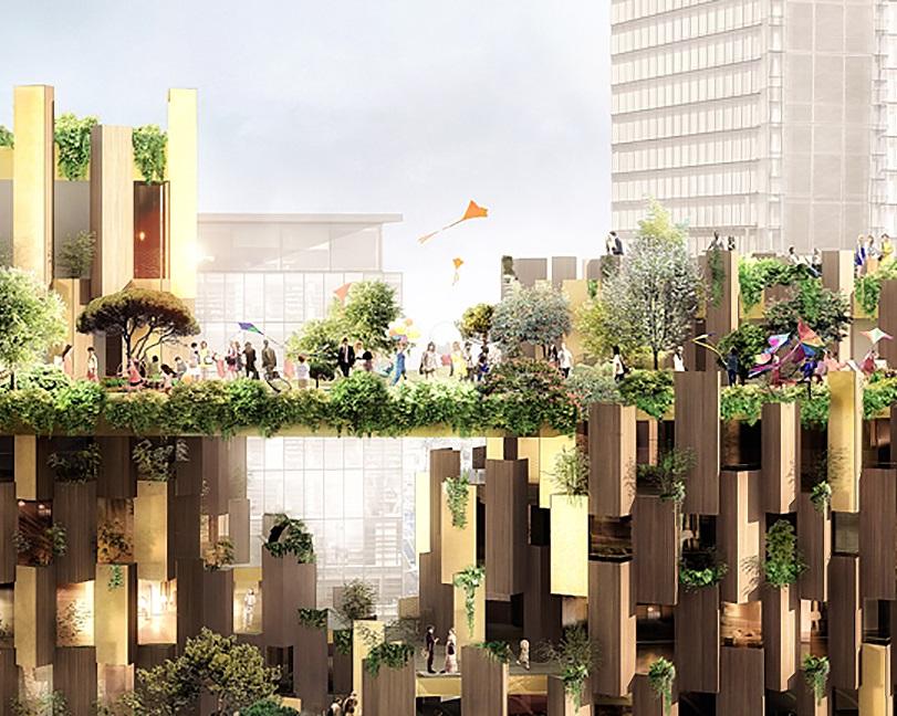 Sustainability and hospitality design kengo kuma eco for Sustainable hotel design