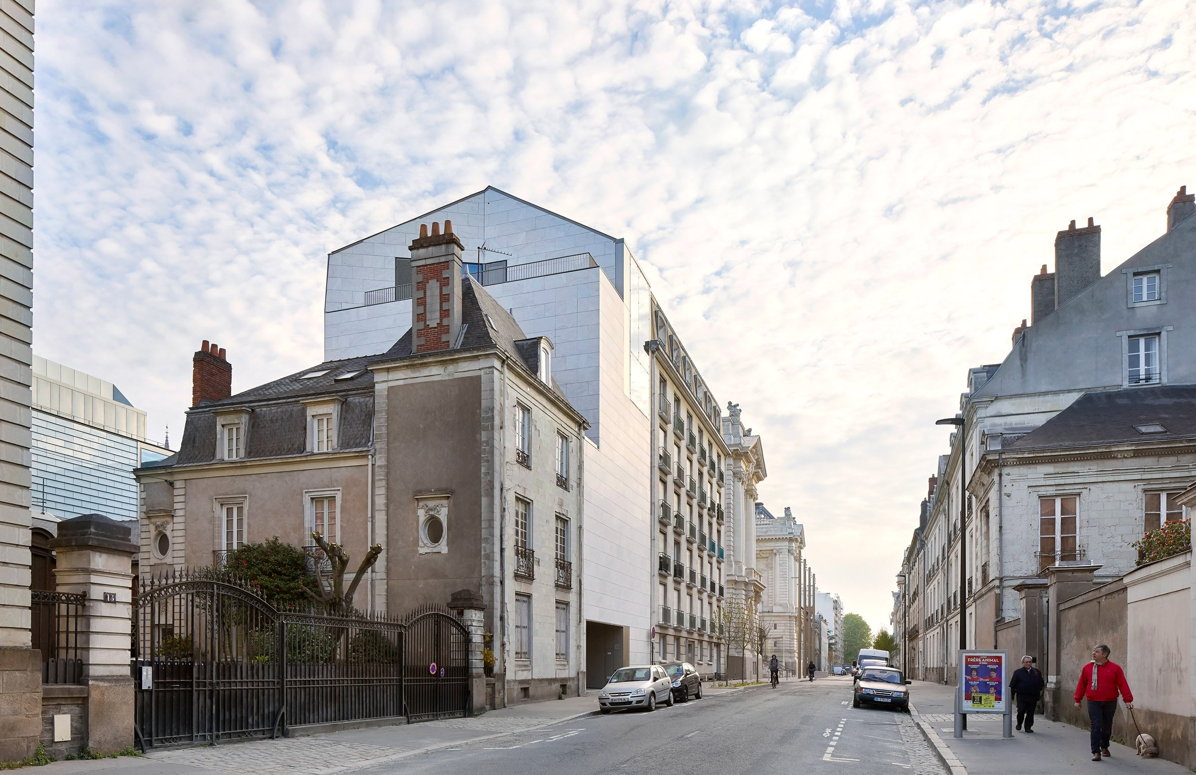 Beaux arts museum in nantes reopens after renovation - Magasin beaux arts nantes ...