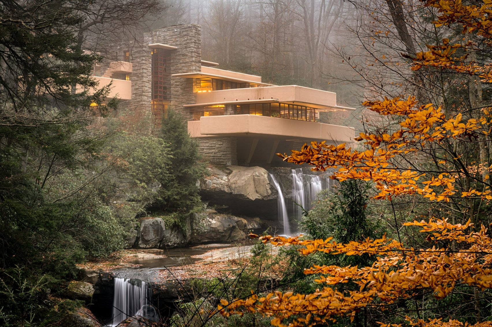 New Images Of Frank Lloyd Wright S Work By Andrew Peilage